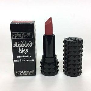 Kat Von D MINI studded cream lipstick Double Dare